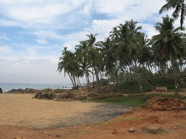 Kovalam  Samodra Beach