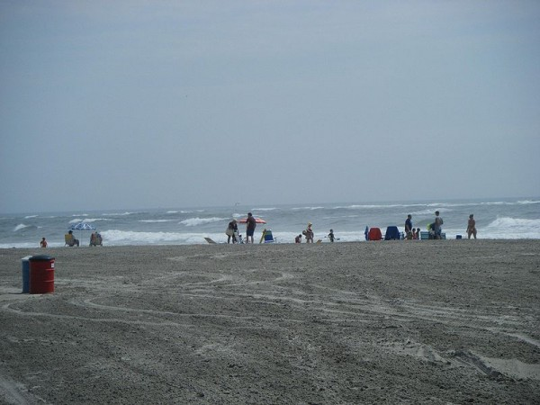North Wildwood Beach, New Jersey