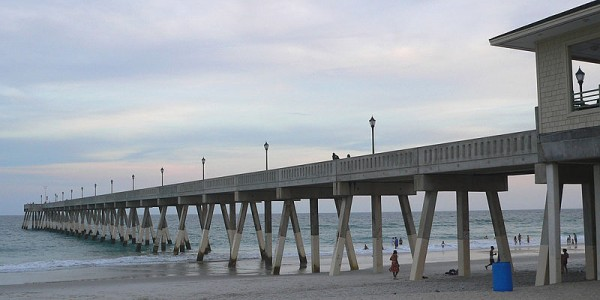 Wrightsville Beach Johnny Mercer Pier