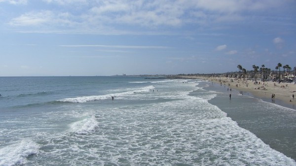 Newpoort Beach Los Angeles