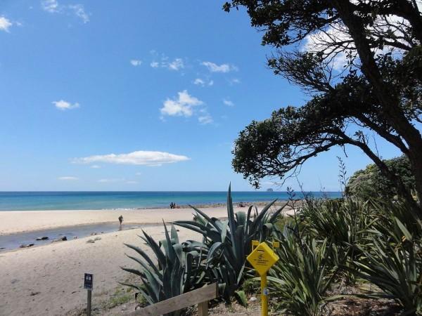 Hot Water Beach, New Zealand