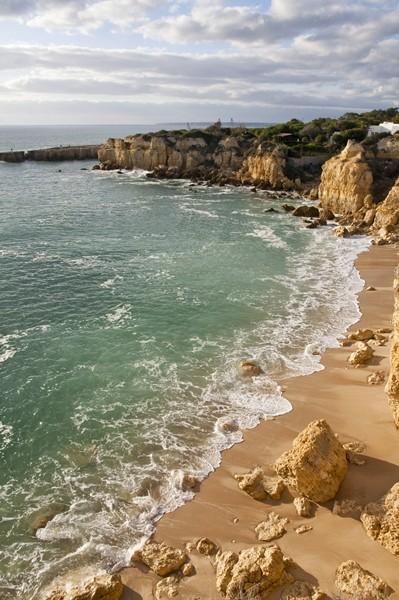 Castelo beach near Albufeira, Praia do Castelo