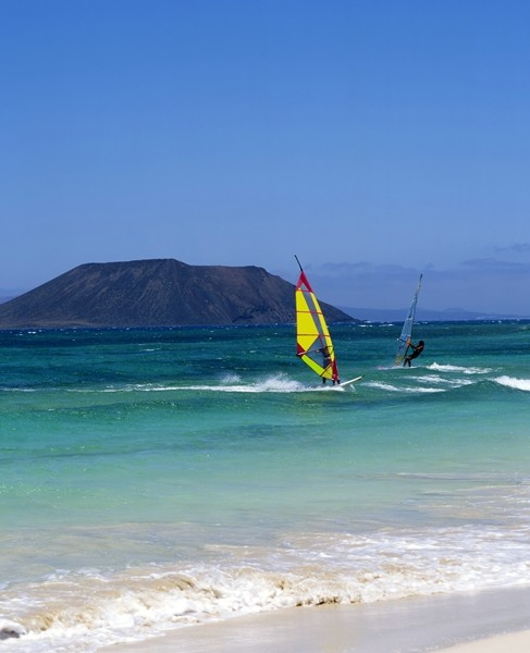 Gran Canaria windsurfing